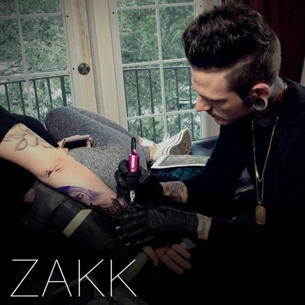 Zakk Ross