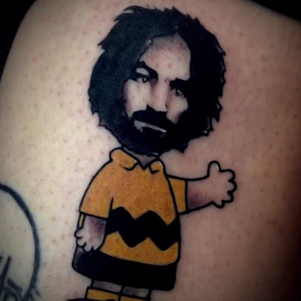 Juan: Charlie Brown Manson