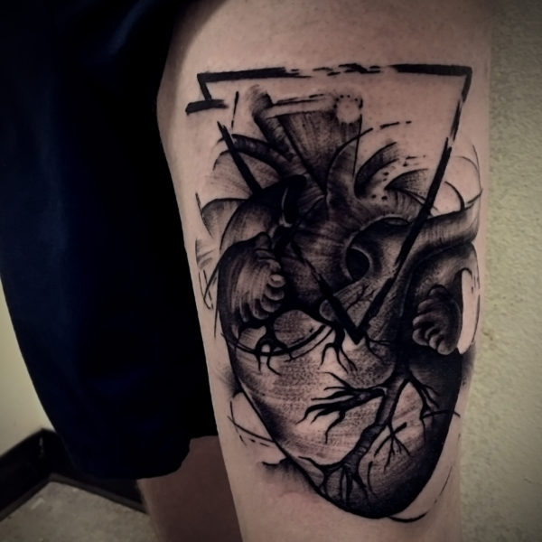 Zakk: Geometric Heart
