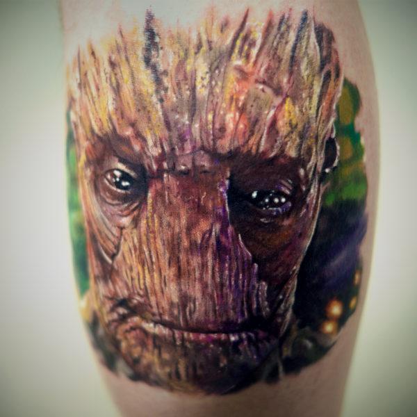 Galen: I Am Groot