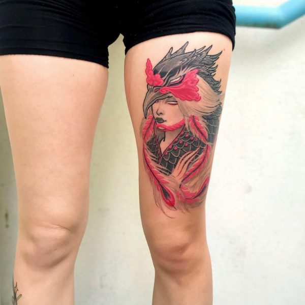 Dock: Phoenix Lady