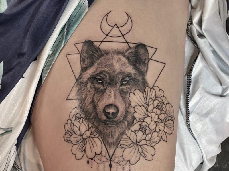 Zakk: Geo Wolf