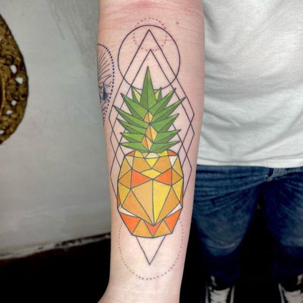 Zakk: Geo Pineapple