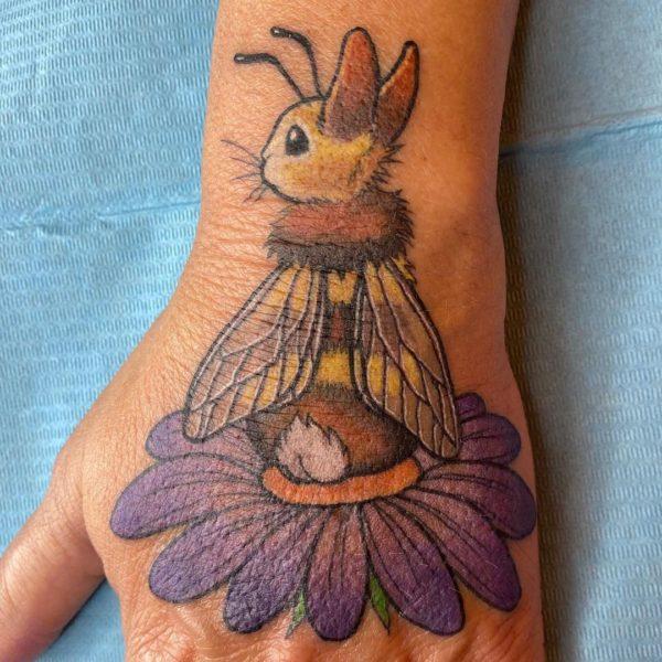Dock: Bunny Bee