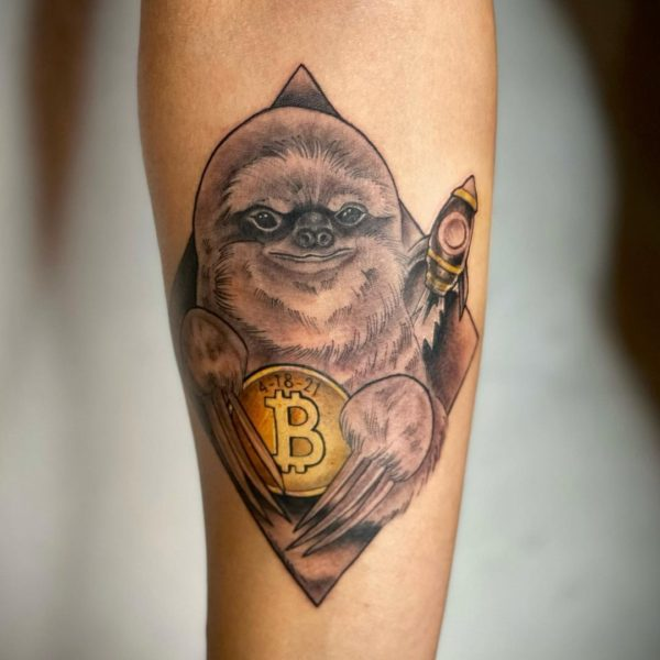 Zakk: Bitcoin Sloth