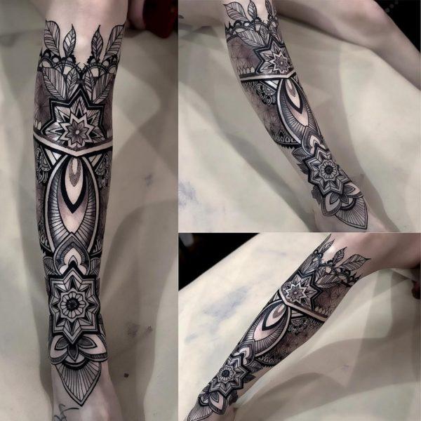 Zakk: Mandala Leg