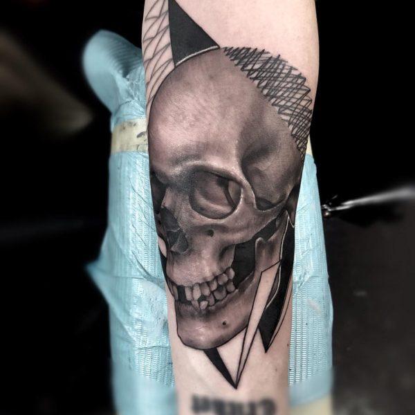Zakk: Geo Skull
