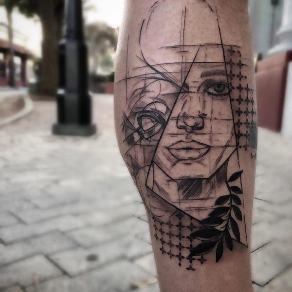 Zakk: Sketchy Portrait